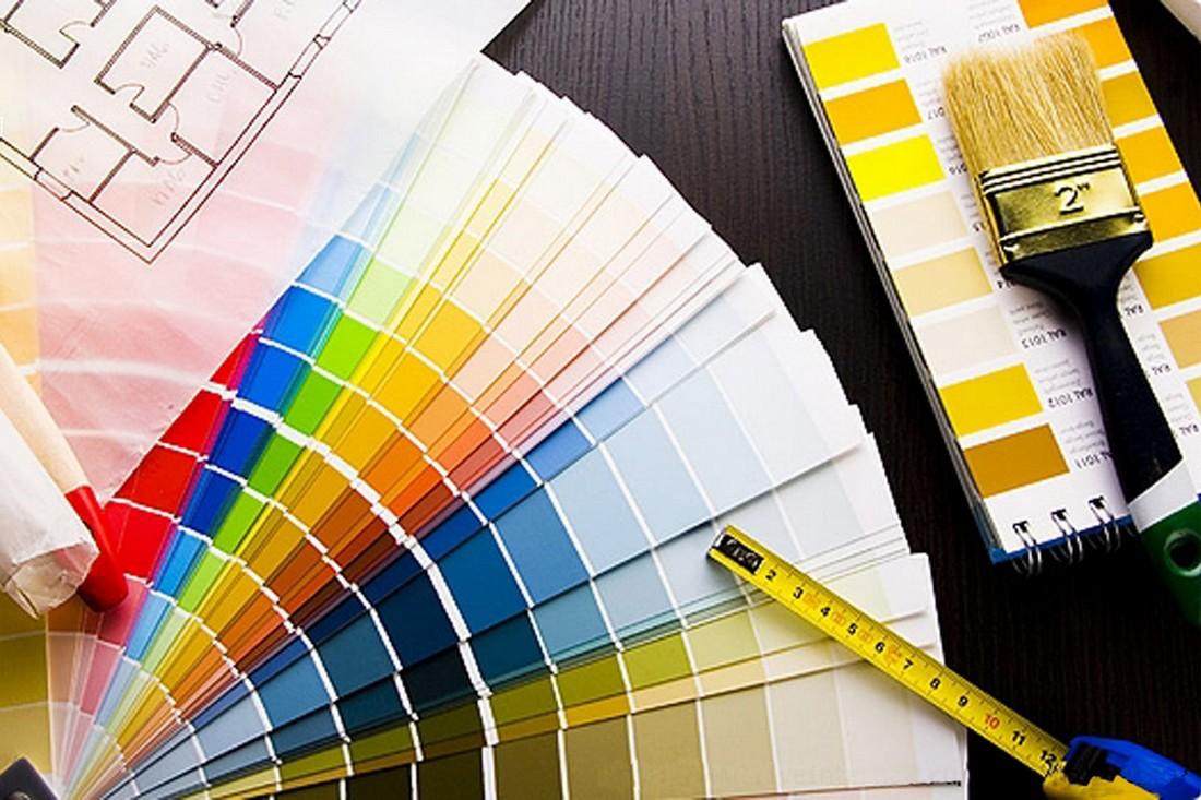 Вдалі кольорові поєднання в інтер'єрі