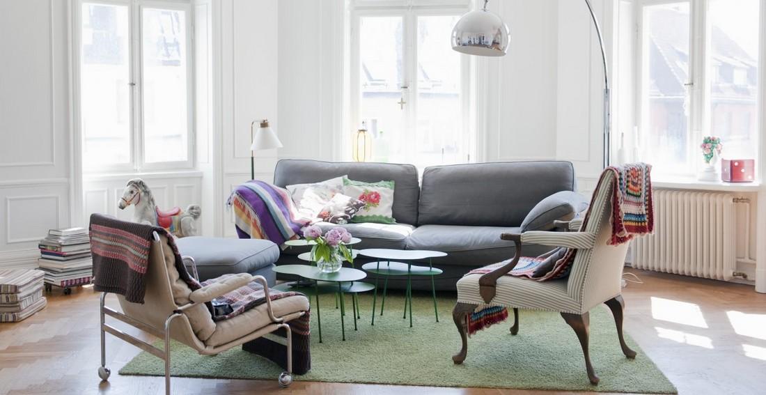 Выбор недели: 5 диванов для квартиры в стиле шебби-шик