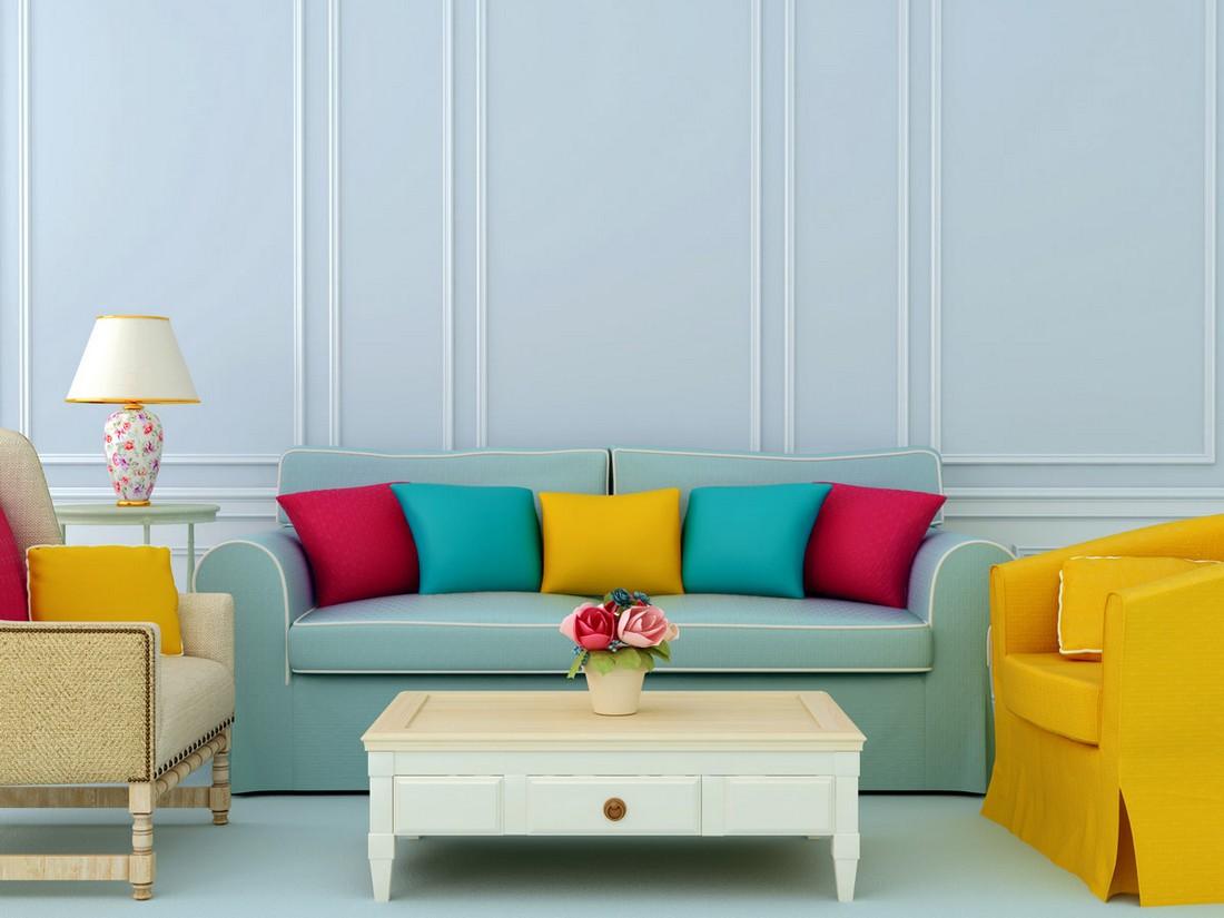 Как подобрать диван по цвету: советы дизайнеров