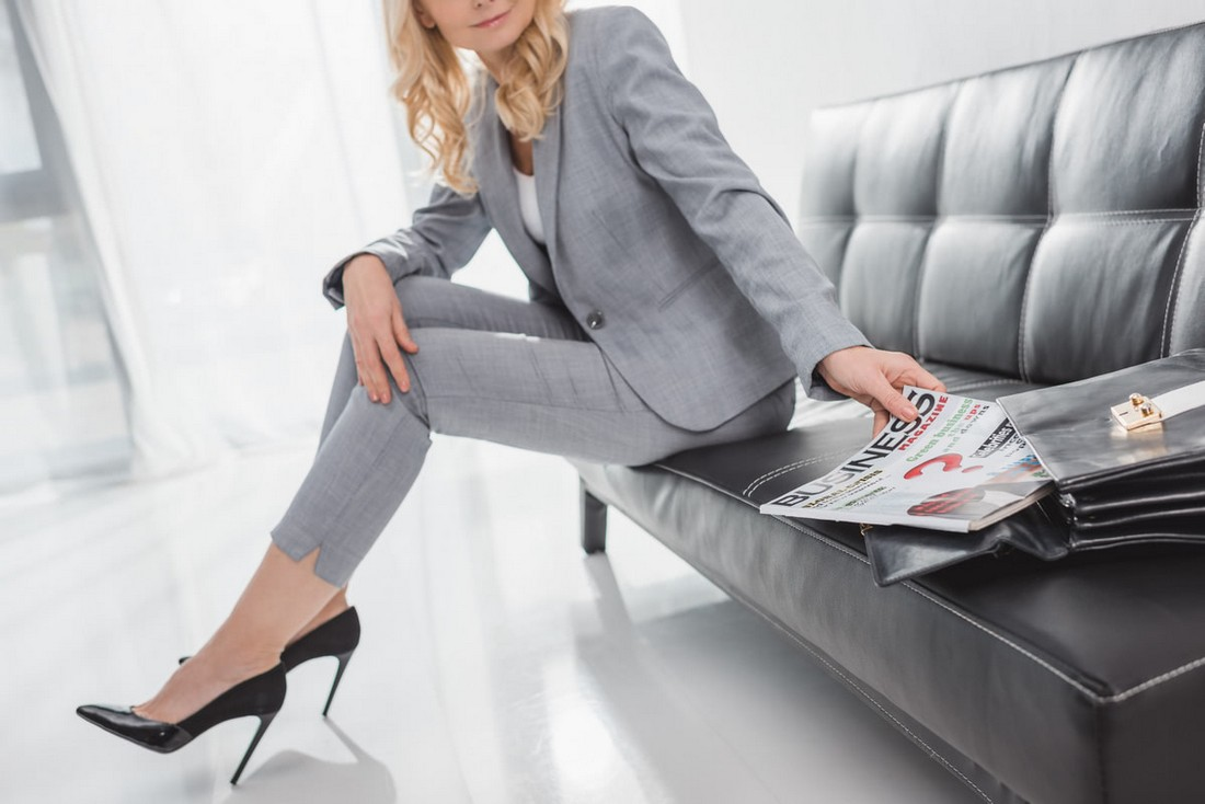 Выбор дивана для офиса: правила, советы, основные ошибки