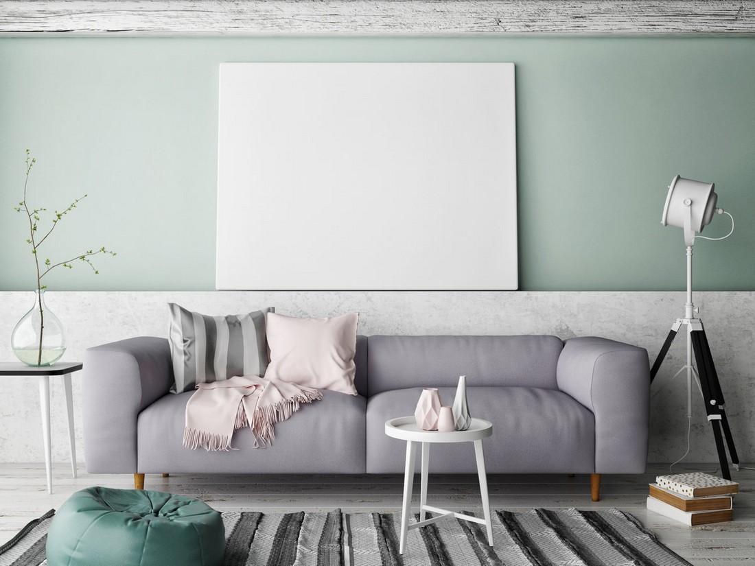 Как выбрать диван в гостиную: модный, практичный, красивый