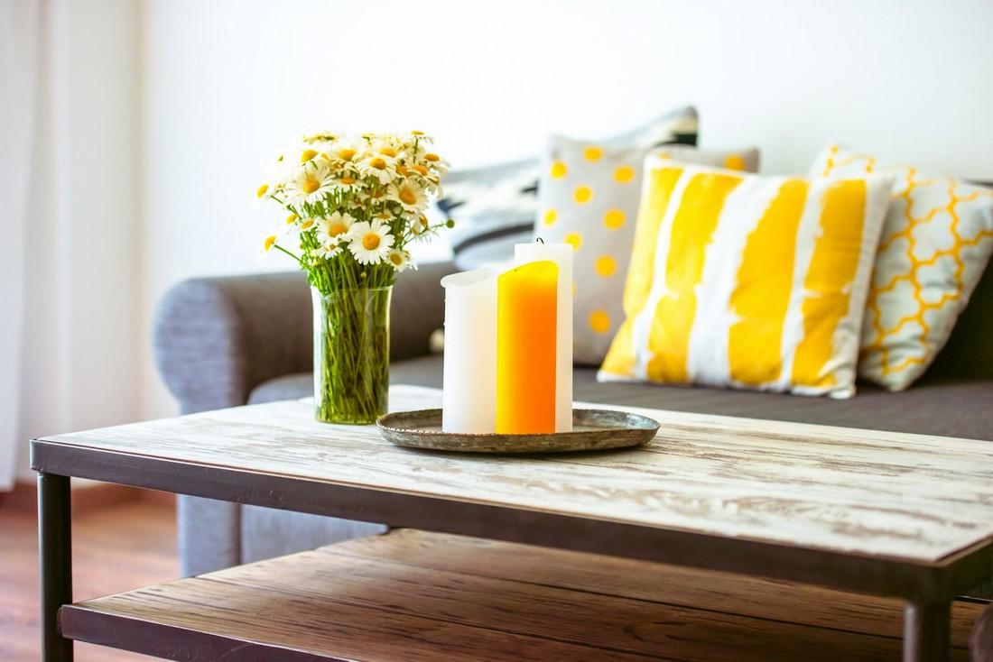 Інтер'єрні рішення: підбираємо журнальний столик до дивана