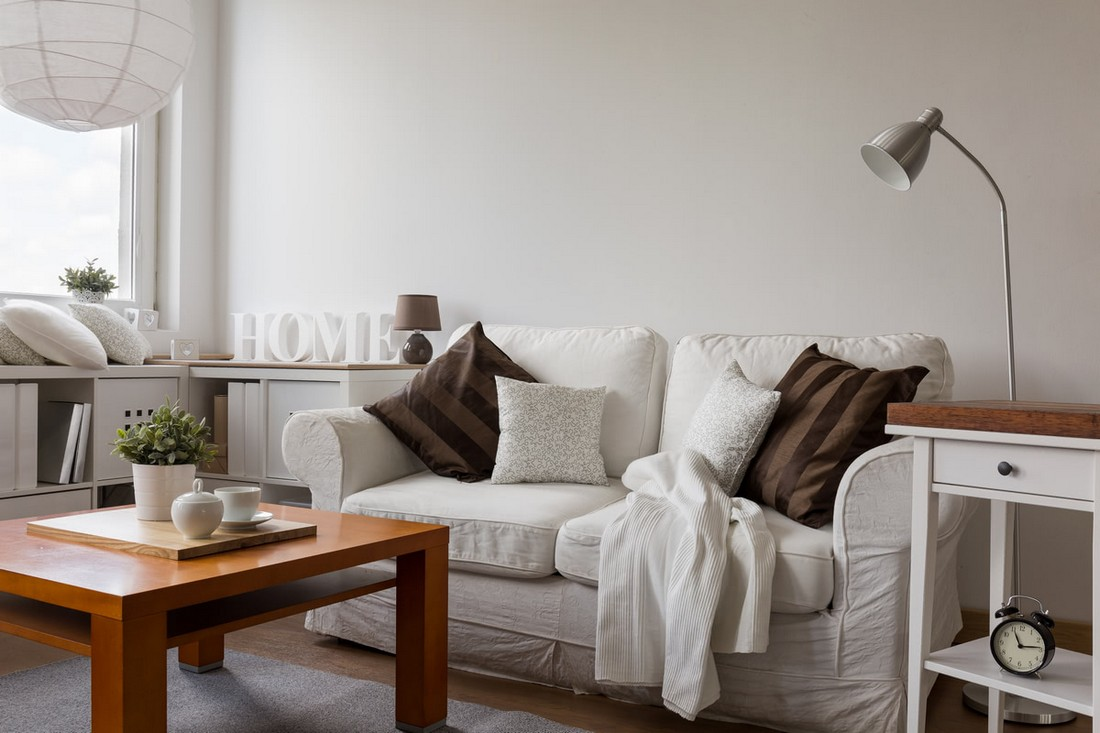 Как выбрать диван для маленькой комнаты