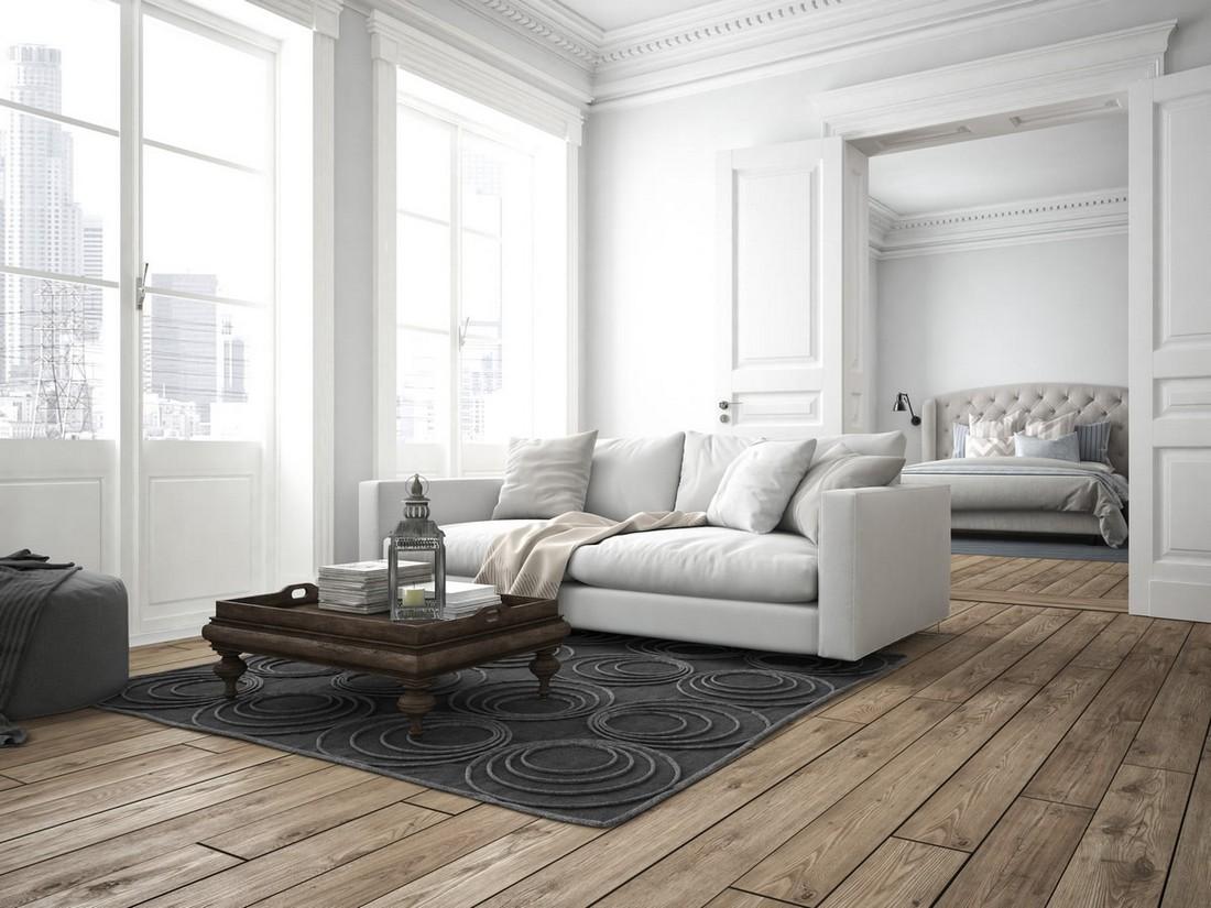 Який килим вибрати в зал