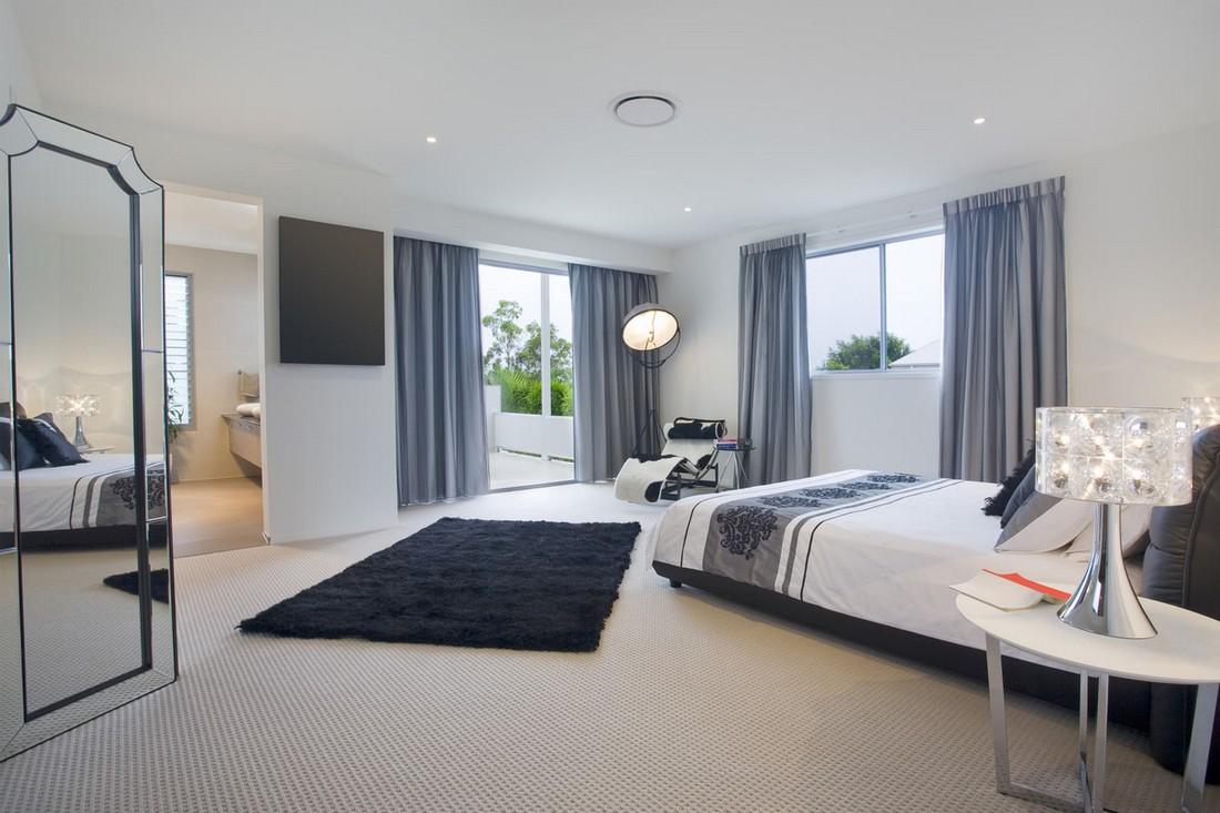 Какой ковер выбрать в спальню: идеи, варианты