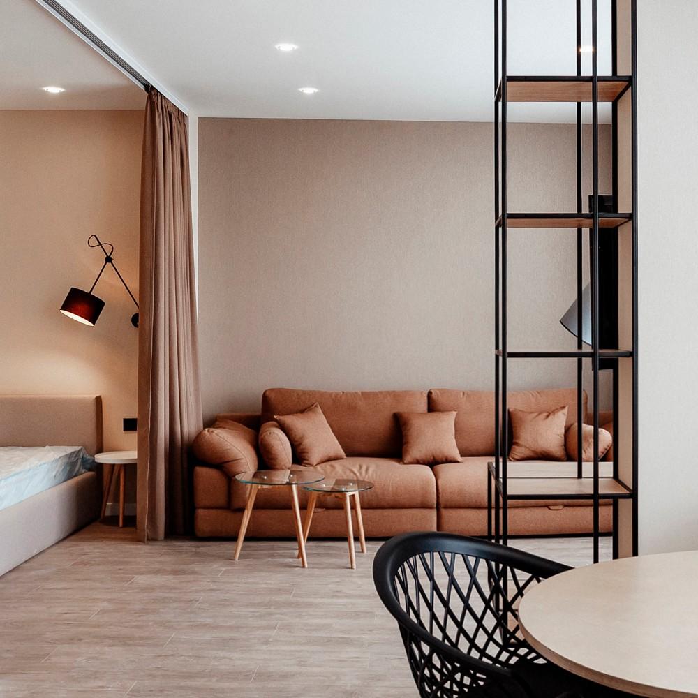 Особенности выбора дивана для маленькой комнаты