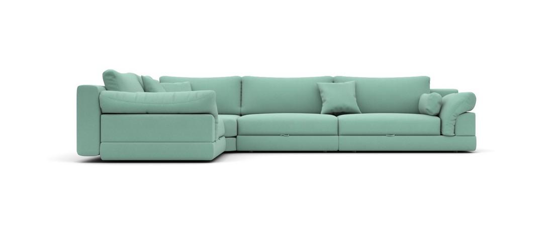 Модульний диван Claudia — найдоступніша дизайнерська новинка!