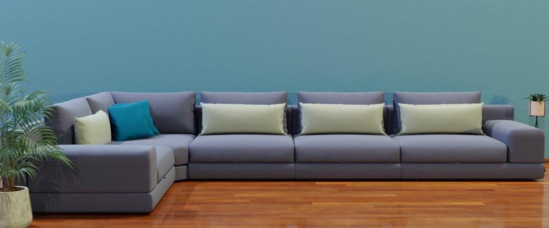 Модульний диван Dario — релакс без кордонів