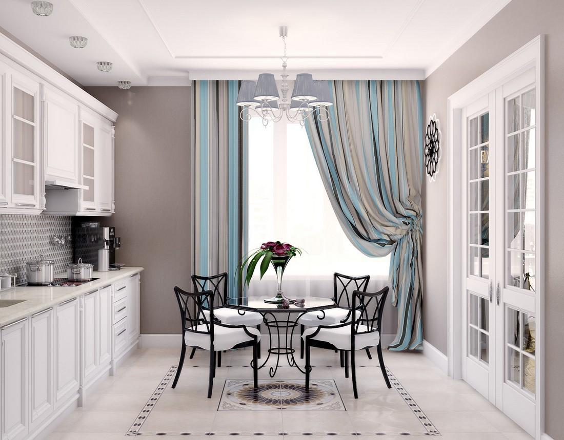 Як правильно вибрати штори?