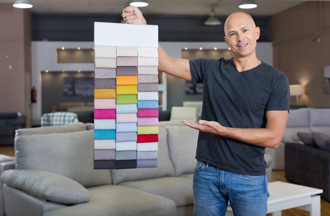категорії тканин для дивану