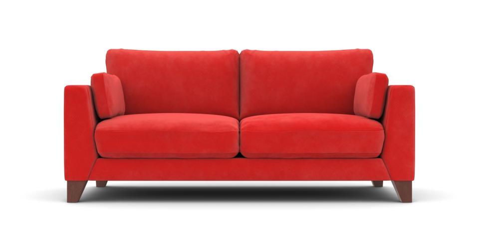 Двухместный диван Paolo