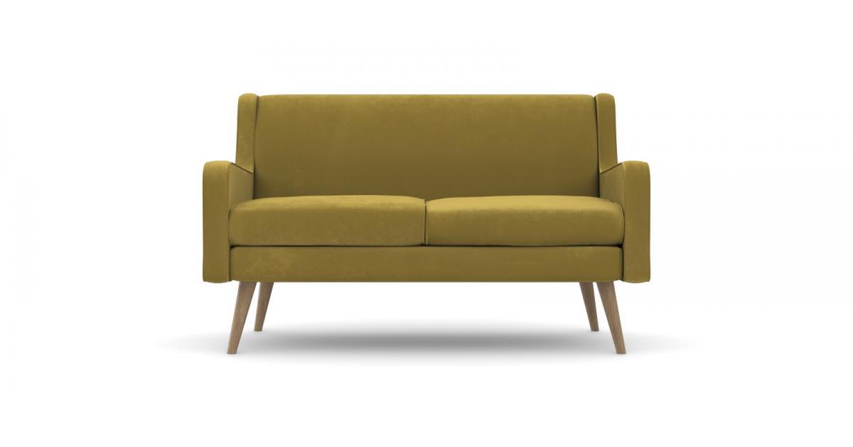 Двухместный диван Perla