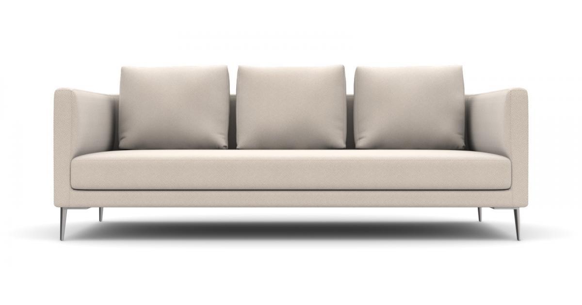 Тримісний диван Augusto