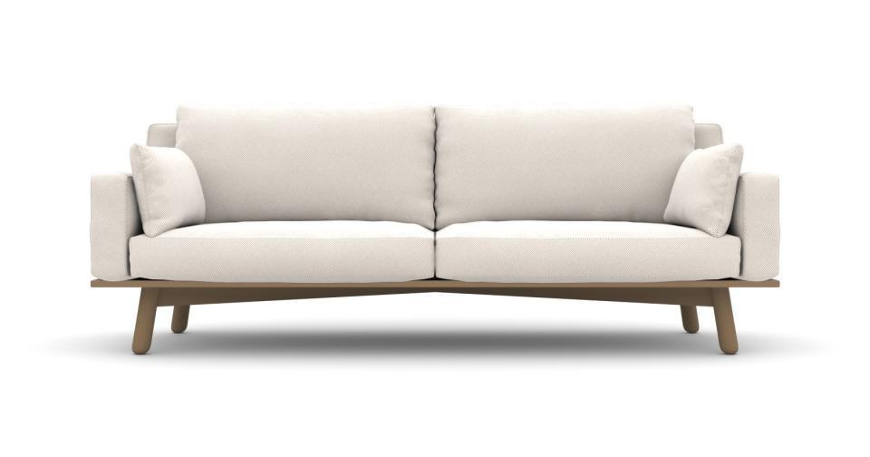 Трехместный диван Niccolo