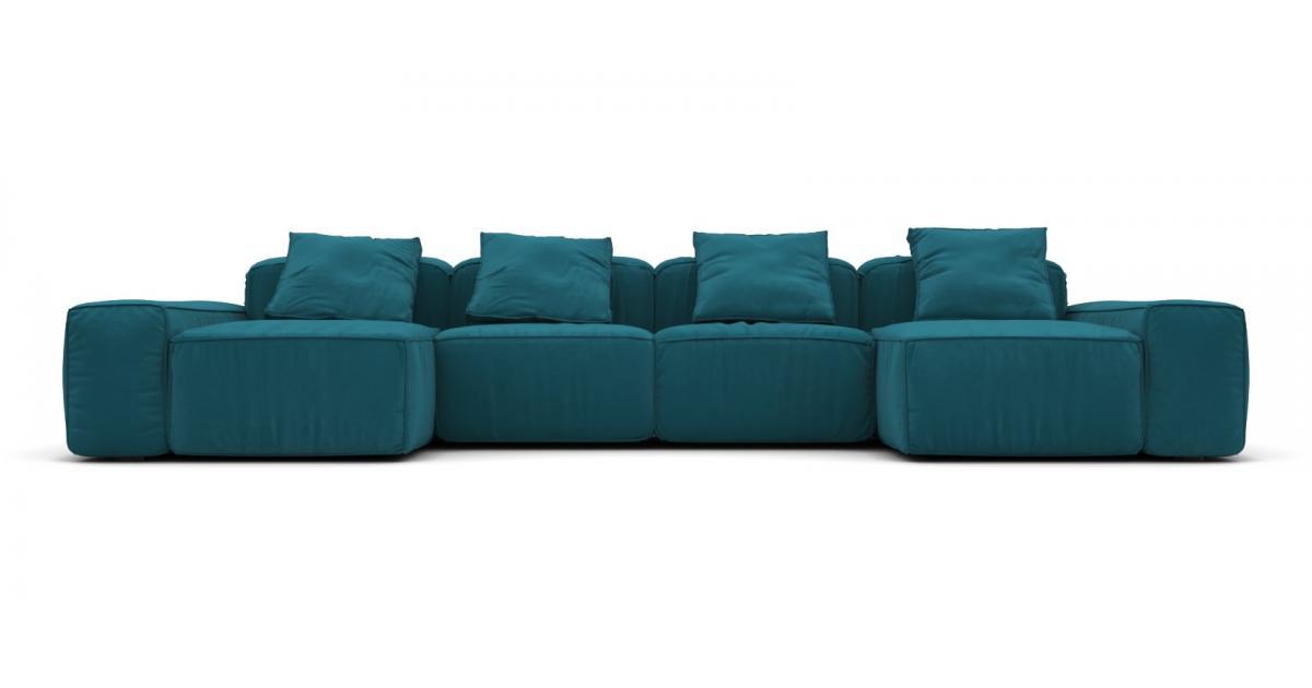 Кутовий диван Abele Classic П образний