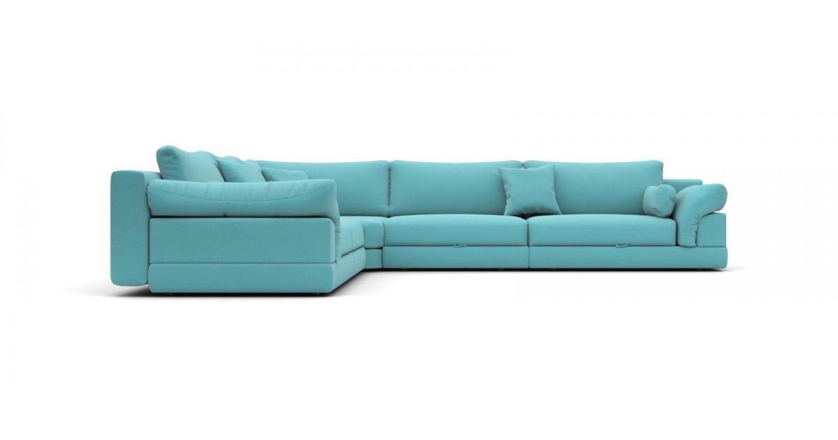 Модульный диван Claudia 355x355