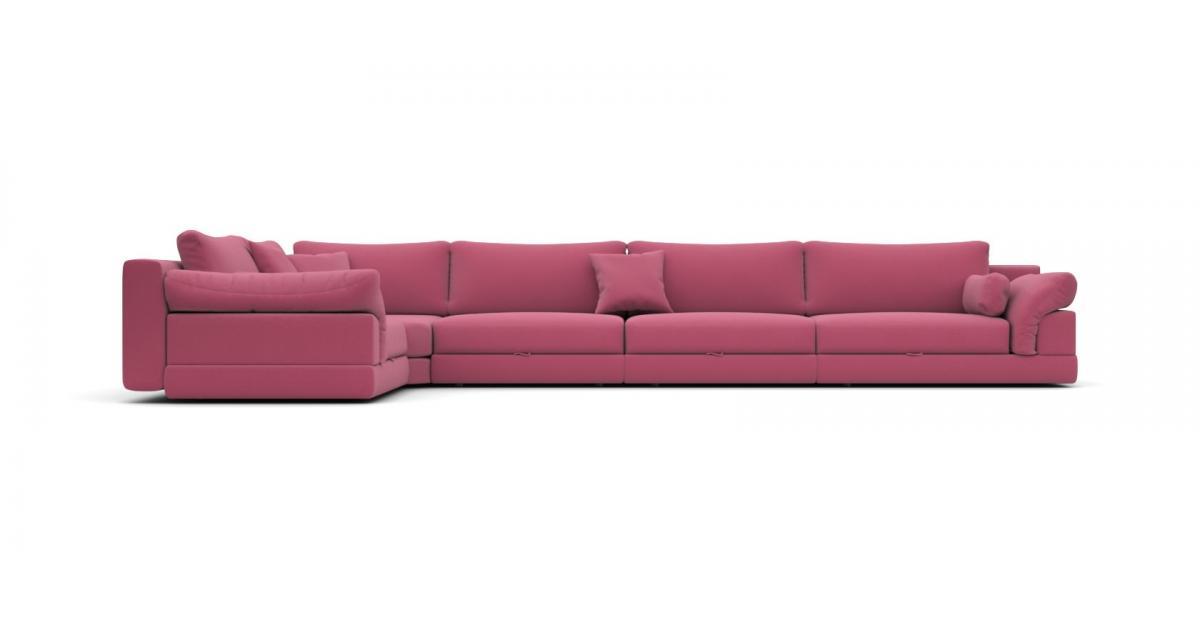 Модульный диван Claudia 455x255