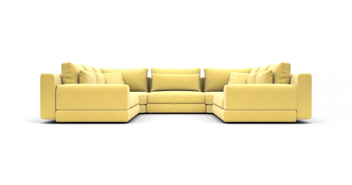 Модульный диван Dario 340x355