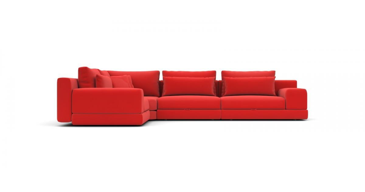 Модульный диван Dario 355x255
