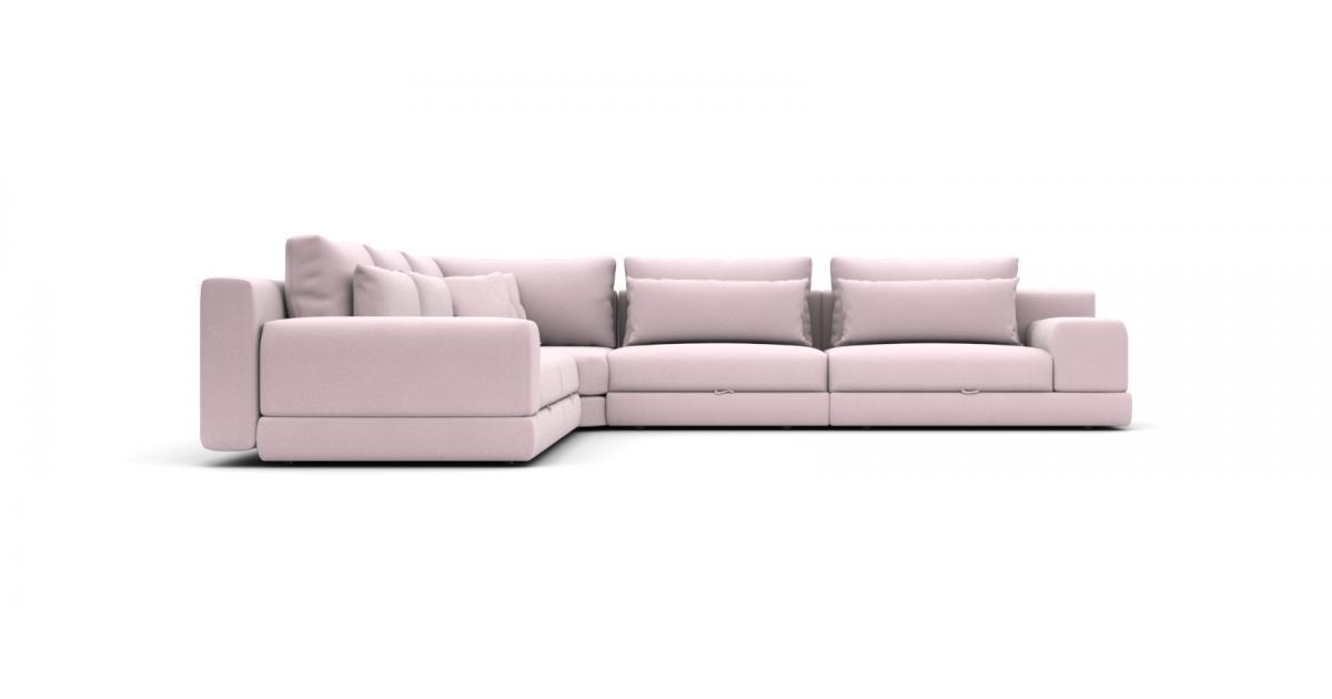 Модульный диван Dario 355x355