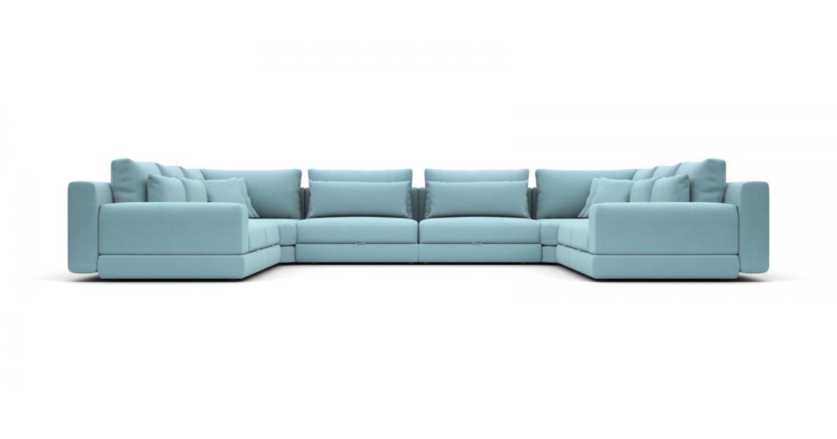 Модульный диван Dario 440x355