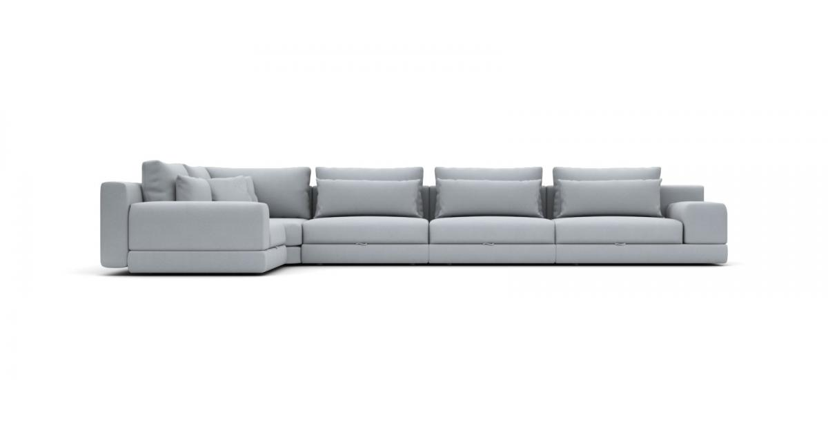 Модульный диван Dario 455x255