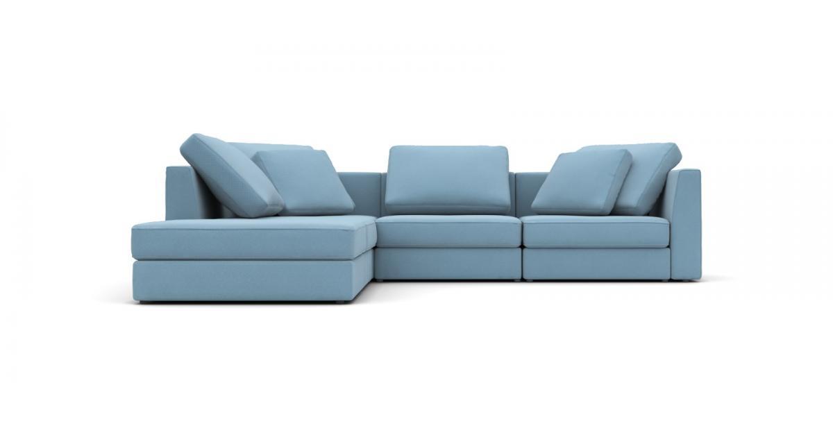 Модульный диван Lisboa 306x288