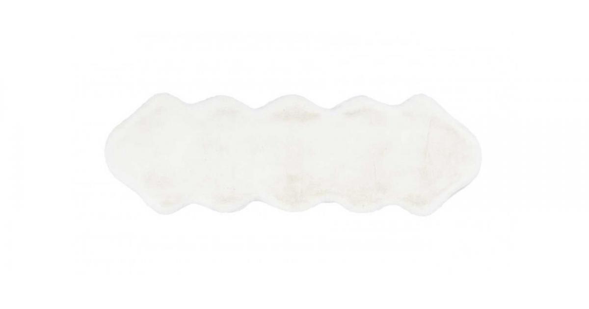 Килим Rabbit Double Sheepskin White 60x180 см